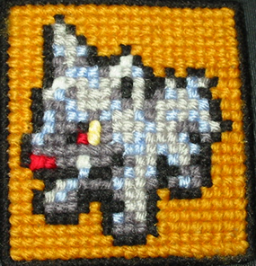 Poochyena Soft Badge