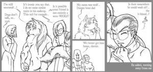 Were I Wolf #4