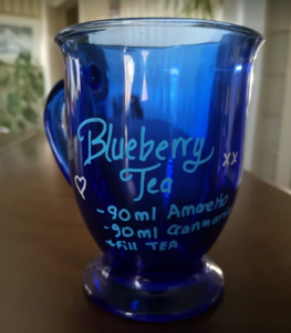 Blueberry Tea